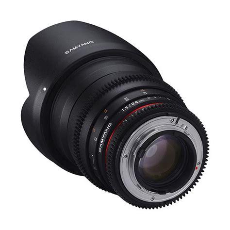 Samyang 24mm T1 5 Vdslr samyang 24mm t1 5 vdslr ed as if umc ii for canon harga