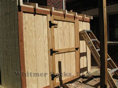 shed door construction ideas modern house