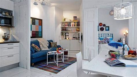Interior Design For Small Apartment by Sensational Tiny Apartments Cool Eclectic Small Spaces