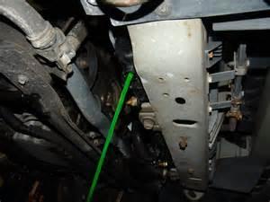 Pontiac Grand Am Transmission Fluid Transmission Fluid Level Check Pontiac Grand Am 1999 2005