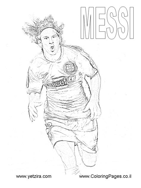 messi coloring pages free ronaldo cr7 coloring pages