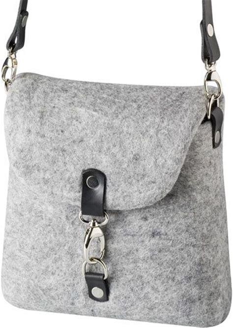 Tas Unisex Unisex Handbag Clutch Boais 368035 felt bags felt and bags on