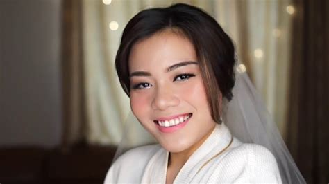 download vidio tutorial makeup pengantin eng easy simple asian bridal makeup tutorial