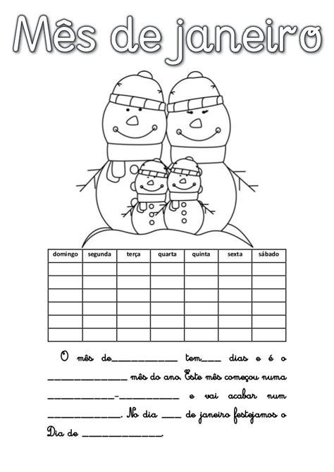 Calendario Janeiro Calend 225 De Janeiro 2016