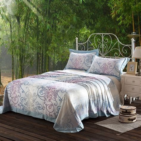 bamboo bedding set popular bamboo sheets buy cheap bamboo sheets lots from china bamboo sheets suppliers on