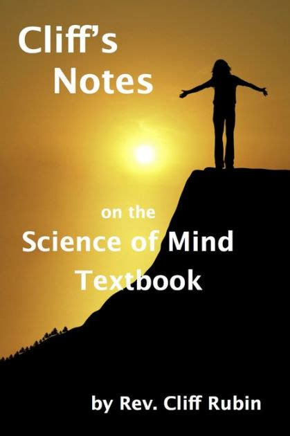 walden book cliff notes cliff s notes on the science of mind textbook by cliff