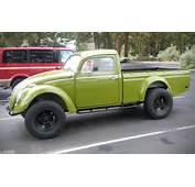 Unique VW Truck  Always Broke