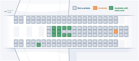 seats available should airlines show you all available seats on a flight