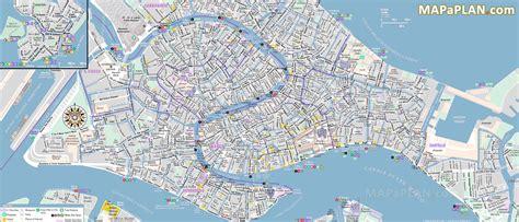 venice map venice maps