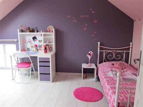 chambre fille decoration deco chambres fille visuel 6