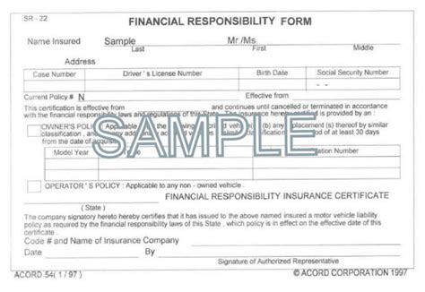 geico hawaii insurance card template sr 22 insurance form images