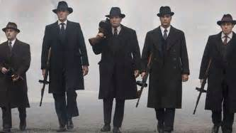 However the mafia isn t restricted and also relies on human