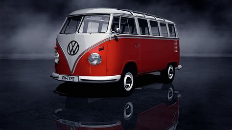 volkswagen bus art volkswagen bus wallpapers wallpaper cave