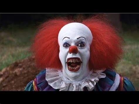 film it the clown killer clowns horror movie mashup youtube