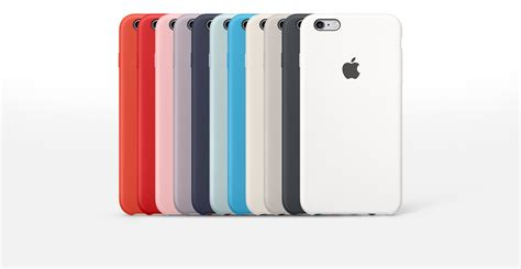 coque iphone   silicone apple