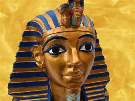 PHARAON Égyptien Buste Égypte Antique Pharaons Antiquité Égyptienne   Anticae