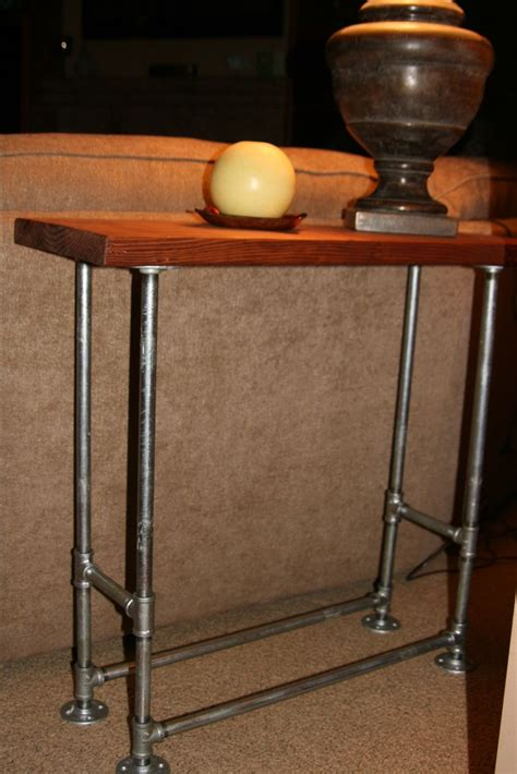 table that fits sofa 78 images about pipe furniture on metals