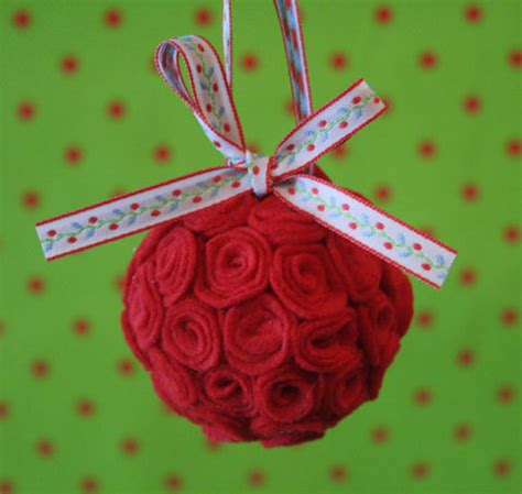 How To Make Handmade Ornaments - craft make your own ornament