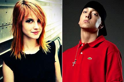 """hayley williams on eminem collabo: """"incredible"""" 