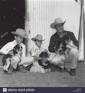Terry Murphy Of Audie Murphy Audie Murphy With Sons Sons Shannon Murphy Terry