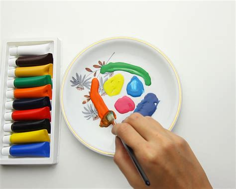 3 formas de fazer cores de tinta wikihow