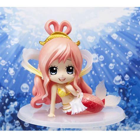 Figure Pvc Chibi Arts Mermaid Shirahosi One One Princess Shirahoshi Chibi Arts Figure Pink