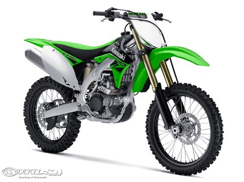kawasaki motocross bikes for sale 2010 kawasaki kx250f and kx450f look motorcycle usa