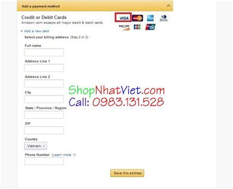 How To Add Visa Gift Card To Amazon - mua h 224 ng tr 234 n amazon nhật bản bằng thẻ visa gift card