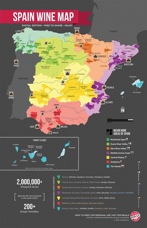 regions on a map 7 styles of wine wine folly