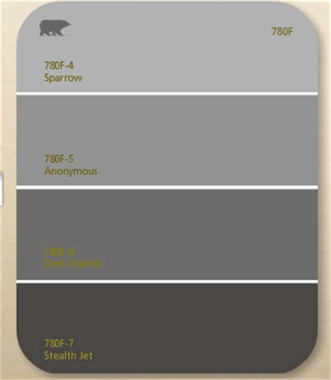 behr anonymous grey 780f 6 home behr anonymous and grey
