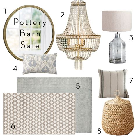 pottery barn ls sale pottery barn friends and family sale becki owens