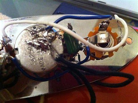 jazz bass blend pot wiring help talkbass