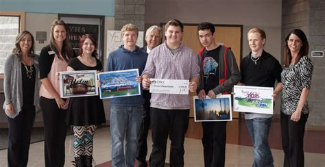 design contest for high school students yelm high school students win debit design contest