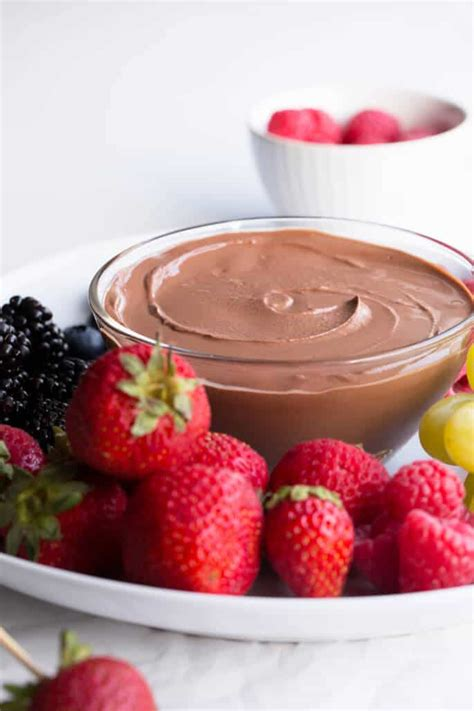 healthy fruit dips great gluten  recipes
