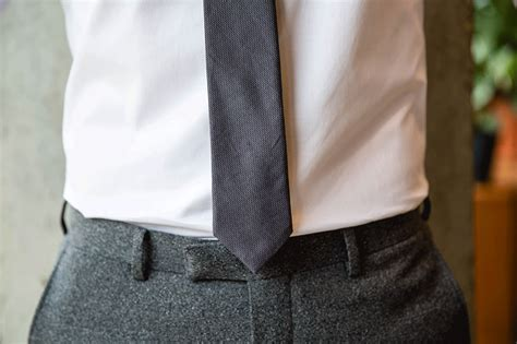 q a how should my tie be tips thread