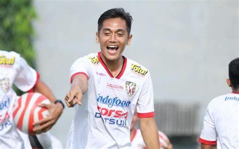 Metode Aborsi Bali Striker Bali United Berpangkat Bripka Puji Metode Latihan