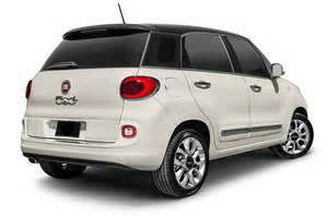 How Much Is A Fiat 500l 2014 Fiat 500l Price Photos Reviews Features