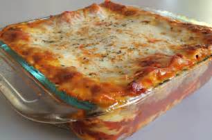 lasagna recipe modern magazin