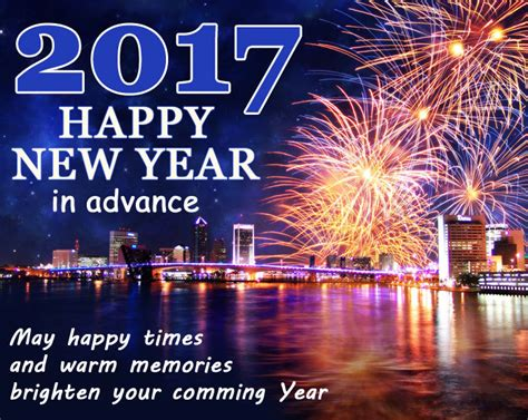 up comming happy new year wishes advance happy new year 2017 images 9to5animations