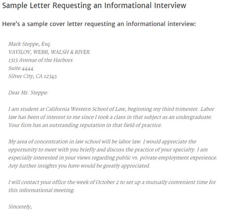 Introduction Letter Request How To Write A Letter Of Introduction For Employment