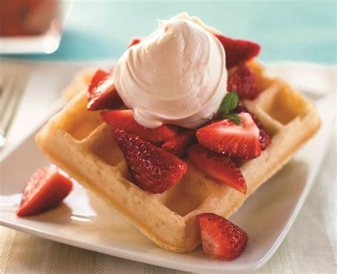 Waffles Strawberry 120ml3mg strawberry shortcake waffles allergic living