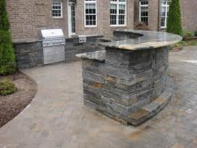U Shaped Outdoor Kitchen Designs - outdoor bars milanese remodeling