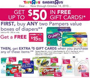 target black friday 2010 commercial toys babies r us diaper promo up to 50 in gift cards