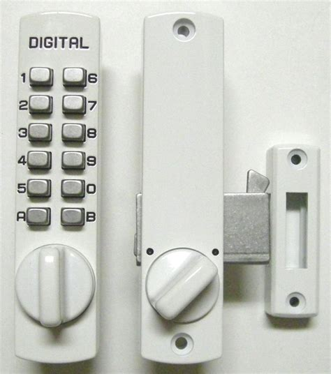 Cabinet Door Closers Hardware by Lockey C150 Keyless Mechanical Digital Cabinet Or Sliding