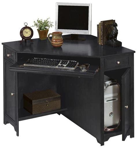 Computer Desk 50 by Oxford 50 Quot W Corner Computer Desk Standard Desks Home