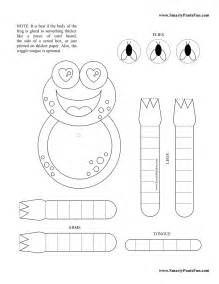 Free Templates For Crafts by 7 Best Images Of Printable Crafts For Preschoolers