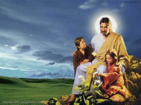 imagenes biblicas de jesus con ni os im 225 genes de jes 250 s con ni 241 os