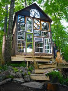 the glass house tiny house swoon