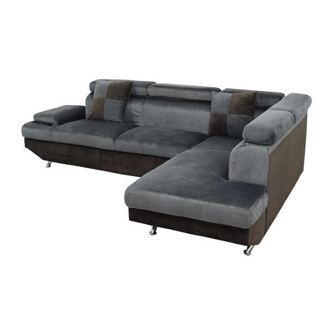 57 Off Beverly Furniture Beverly Furniture Two Piece Second Sectional Sofa