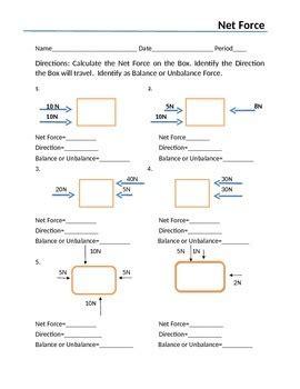 Worksheet 1 Free Diagrams Answer Key